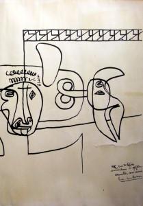 Envoi de Le Corbusier
